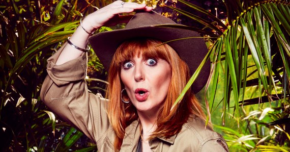 PICTURE SHOWS: YVETTE FIELDING, I'm A Celebrity Get Me Out Of Here. An ITV Studios production